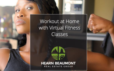 Workout at Home with Virtual Fitness Classes