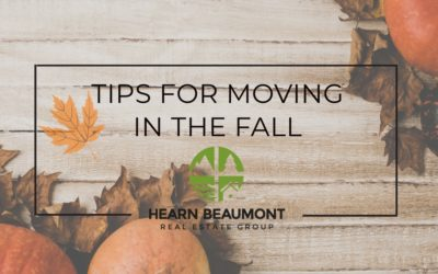 Moving in Fall