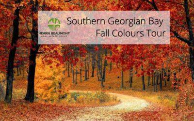 Southern Georgian Bay Fall Colours Tour